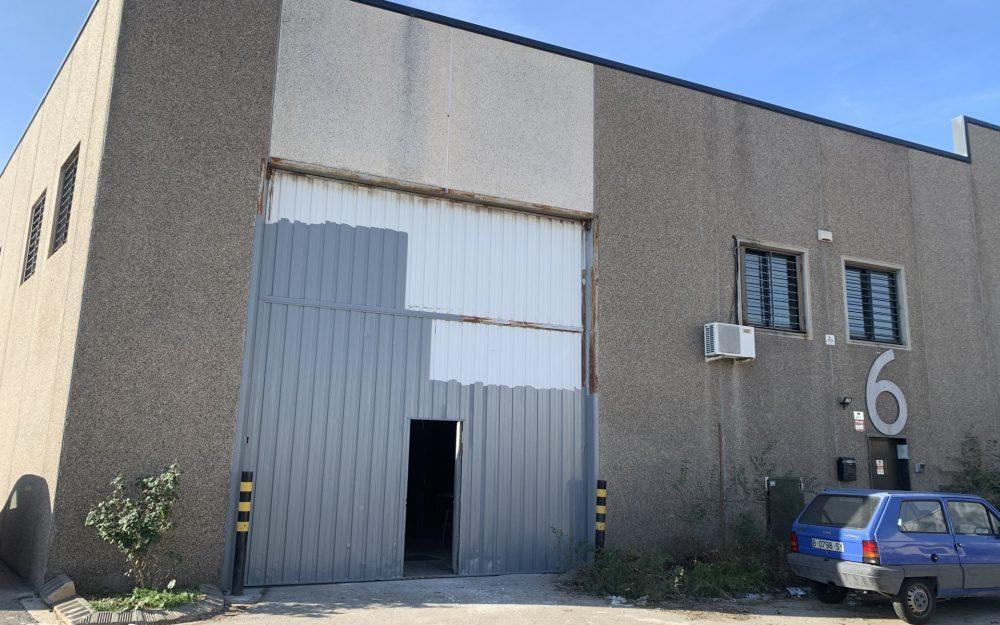 Nave industrial en alquiler en Rubí, Cova Solera