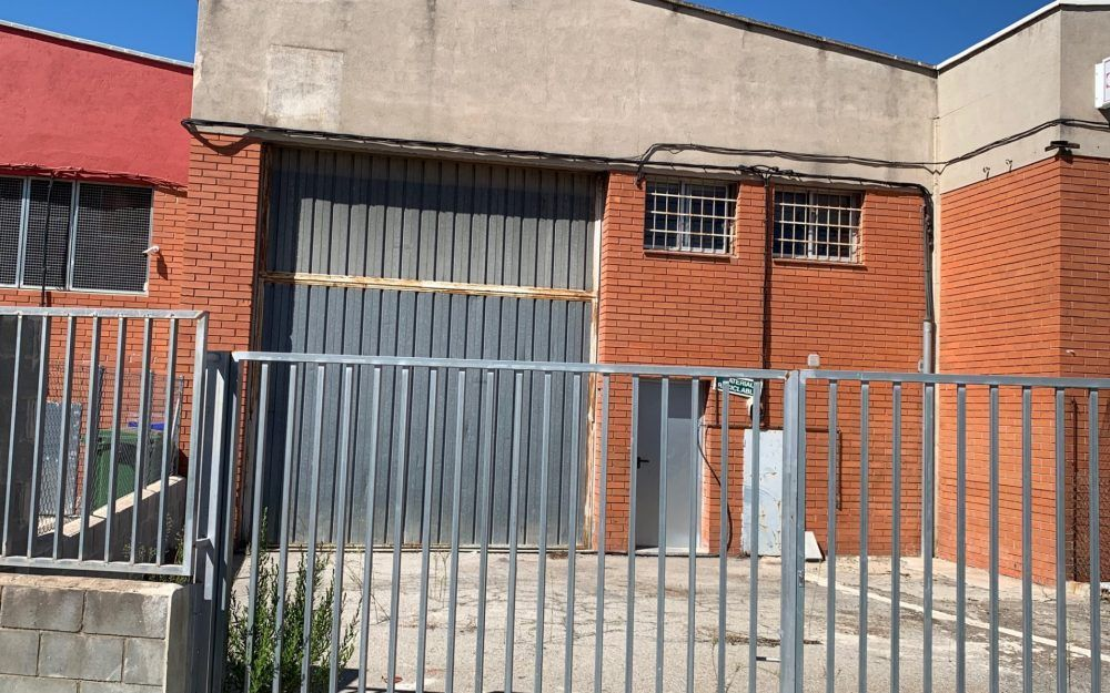 Nave industrial en alquiler en Rubí, P.I. Can Rosés