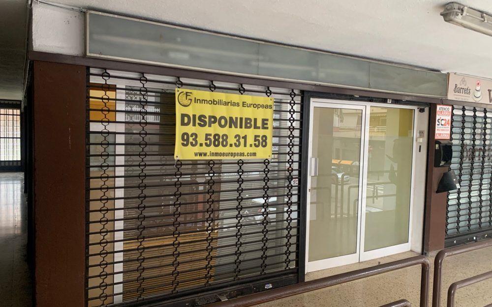 Local oficina en alquiler en Rubi, Zona Mercado