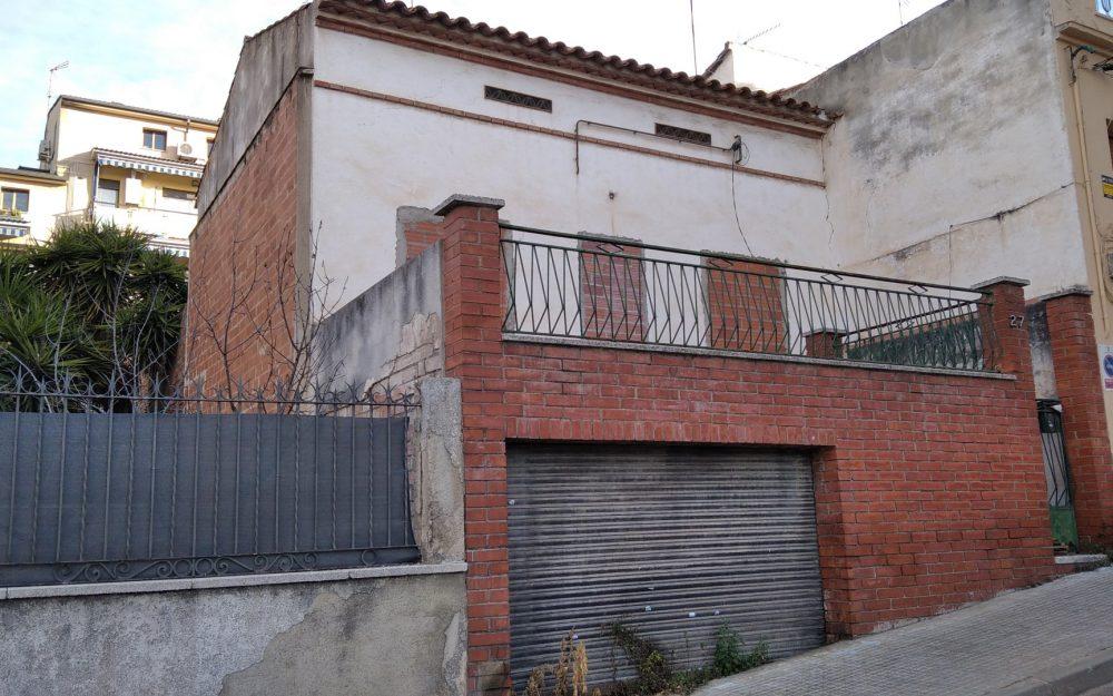 Casa a demoler, zona centro de Rubí
